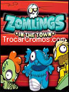 Zomlings in The Town Serie 1