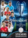 UEFA Champions League 2015-2016 (Cromos)