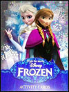 Frozen Disney Activity Cards