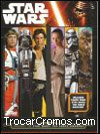 Star Wars - O despertar da força (Cartas)