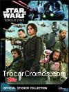 Star Wars-Rogue One (Cromos)
