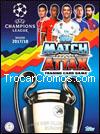 UEFA Champions League 2017-2018 (Cartas)